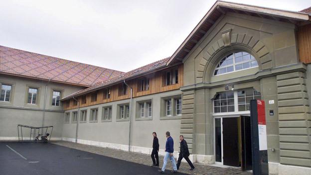 Nur die Fachhochschule der Künste soll in Bern bleiben - wenn es nach Burgdorf geht.