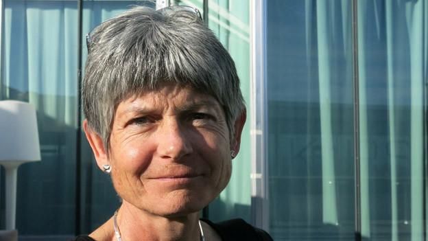 Christa Marti vom Behindertenheim Aarhus: «Man spürt das Selbstvertrauen bei den Jugendlichen.»