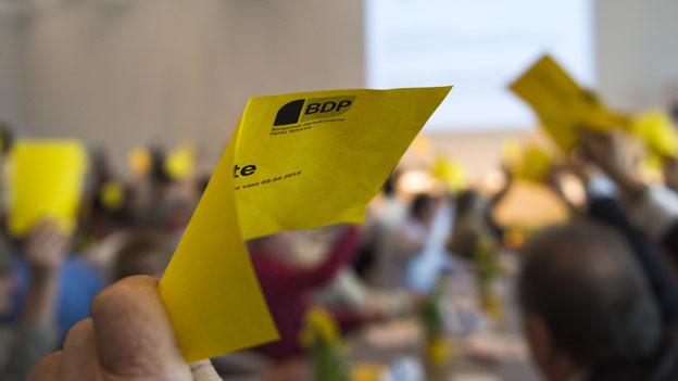 Die DBP Bern lässt sich bei der Abstimmung über ihre Ausrichtung Zeit.
