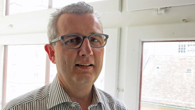Peter Siegenthaler, Theaterpräsident und Berufspolitiker