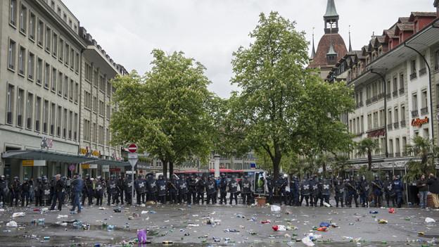 Der Cupfinal soll nicht mehr in Bern stattfinden.