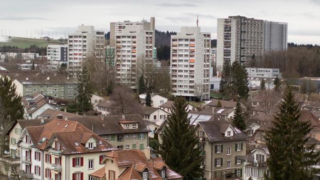 Im Berner Westen ist die Wohnsituation noch am besten.