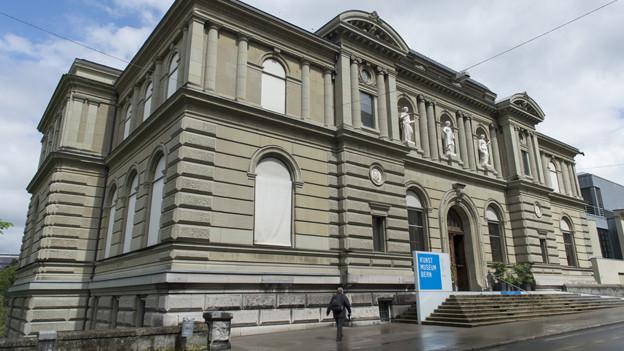 Das Berner Kunstmuseum.