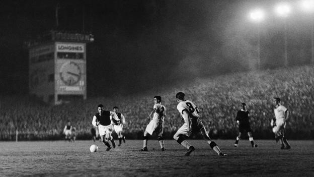 Das Spiel von YB gegen Stade Reims gilt noch heute als Legendär.