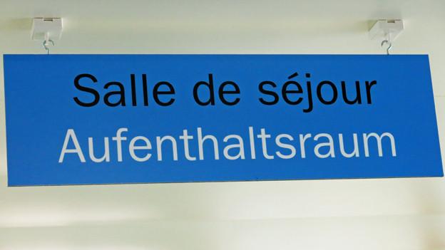 Seit einem Jahr gibt es am Kantonsspital in der Stadt Freiburg eine deutschsprachige Abteilung.