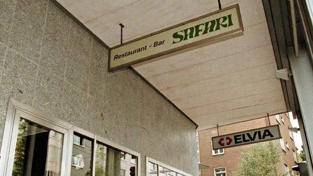 1998 wurden im Tearoom Safari vier Menschen getötet.
