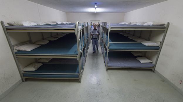 Riggisberg hat von sich aus ein Zentrum für Asylsuchende geschaffen. Andere Gemeinden könnten dazu verpflichtet werden.