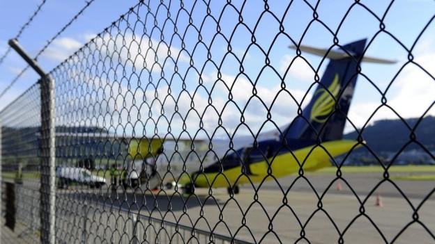 «Wir können keine Billig-Airline sein», so Martin Inäbnit.
