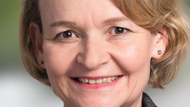 Ursula Marti wird wohl die neue SP-Präsidentin des Kantons Bern.
