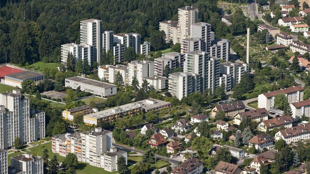 Das Stadtfest soll im Berner Westen stattfinden.