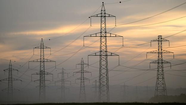 Die Benutzung des Stromnetzes wird teurer.