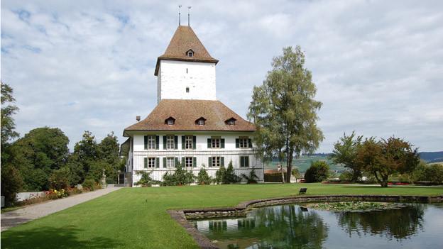 Schloss Wyl: Herausgeputzt und der Oeffentlichkeit zugänglich
