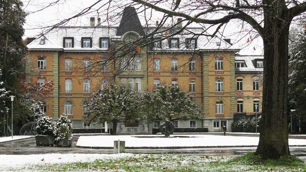 Sparen in der Psychiatrie: 17 Stellen gehen in Münsingen verloren.