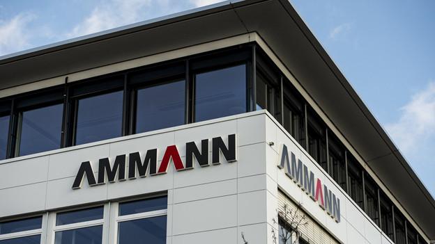 Bernische Regierung nimmt das Steuerdossier der Ammann-Gruppe unter die Lupe.