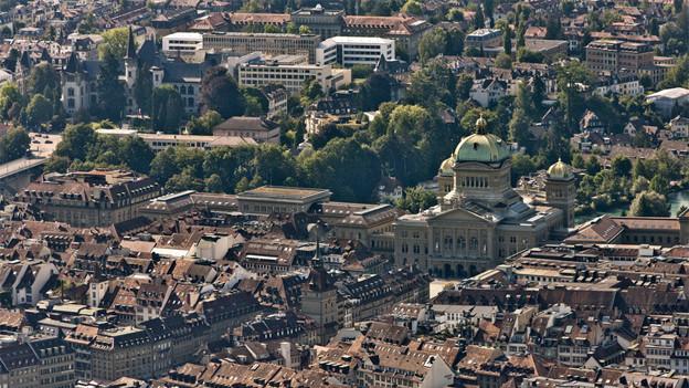Der Richtplan Energie gilt auch für die öffentlichen Liegenschaften der Stadt Bern.