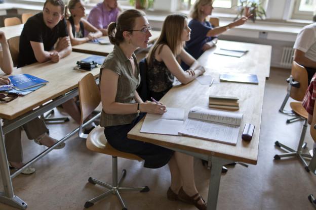 Die Schüler im Kanton Bern sind laut der Pisa-Studie gut bis sehr gut