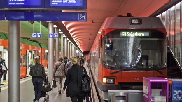 Wie werden die neuen RBS-Züge? Die Kunden reden mit.