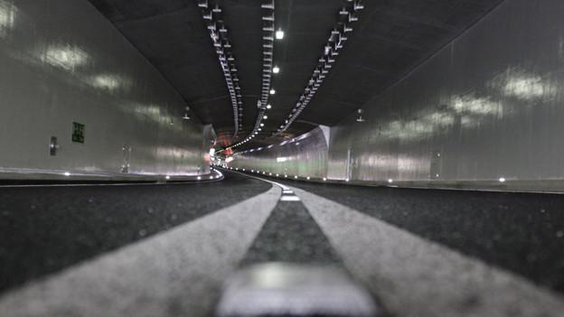 Das Bundesamt für Strassen wird in den nächsten Jahren alle acht A8-Tunnels von Wimmis bis Brienzwiler mit Fluchtwegen ausstatten.