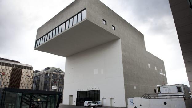 Das Stadttheater Equilibre in Freiburg war der Anstoss für die Kulturdiskussion.