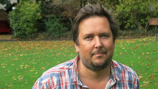 Der Berner Autor Matto Kämpf.