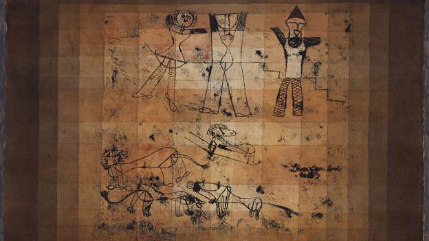 Dieses Bild wurde von Paul Klee als «Sonderklasse» taxiert.