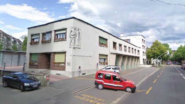 Alte Feuerwehrkaserne Bern