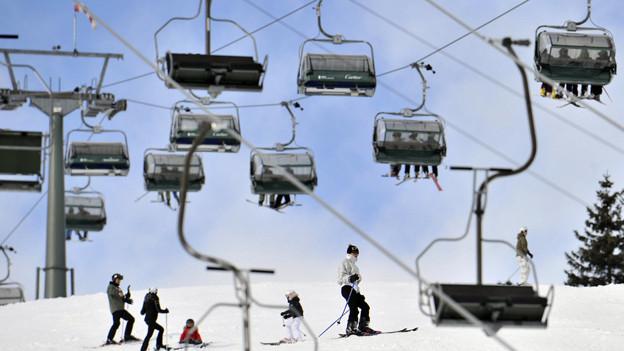 Bergbahn (Symbolbild)