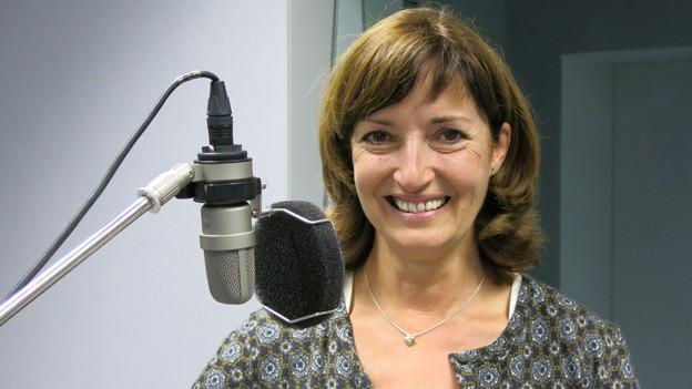 Ursula Hirschi ist Leiterin des Dezernats Leib und Leben der Kantonspolizei Bern.