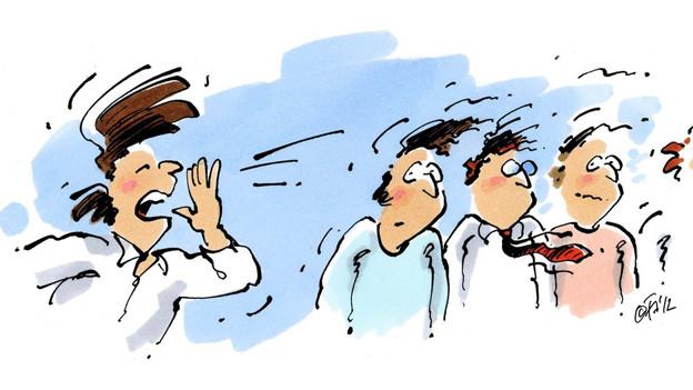Der Ruf in die Woche: Was passiert, wenn Jungunternehmer mehr Fehler machen wollen?