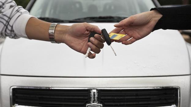 Die Bieler haben keine Lust, den Autoschlüssel abzugeben.