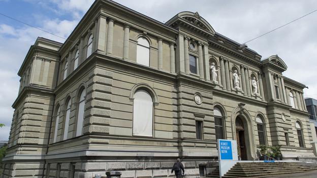 Bild in Lightbox öffnen. Bildlegende: Das Kunstmuseum Bern - neue Heimat der Gurlitt-Sammlung?