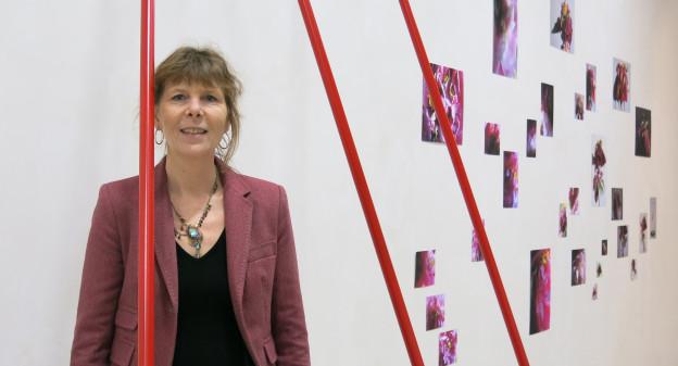 Valentine Reymond, die Präsidentin des Vereins «Cantonale».