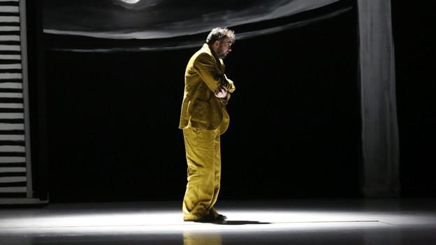 Mozarts Zauberflöte mit Robin Adams läuft noch bis März 2015.