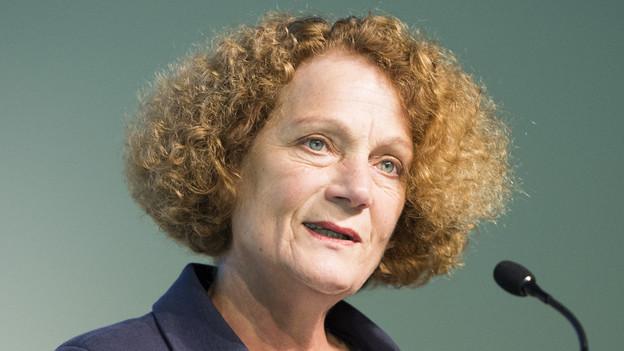 Therese Frösch steht wieder im Rampenlicht.