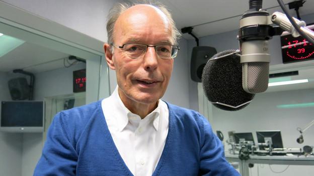 Urs Birchler, scheidender Direktionspräsident des Berner Inselspitals.