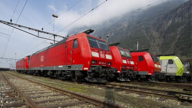 Die BLS Cargo kauft die Aktien der Deutschen Bahn zurück.