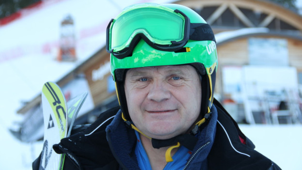 Rennleiter Hans Pieren bleibt optimistisch.
