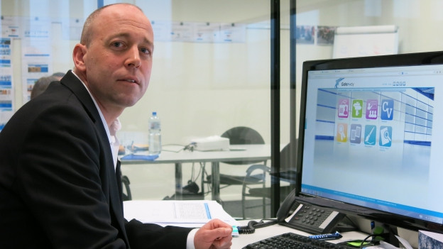 Adrian Krebs hat das Unternehmen vor fünf Jahren übernommen.