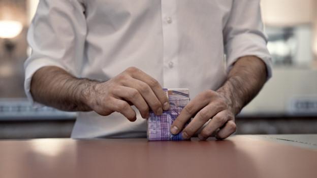 Steuersünder können im Kanton Bern einmalig mit Absolution rechnen.