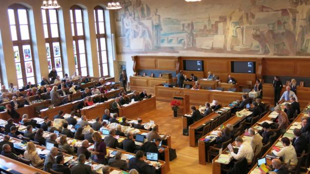 Deutliches Ja zum Neubau: Der Bernische Grosse Rat.