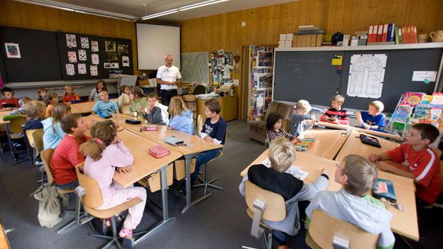 Wertewandel: Weniger Leitbilder und Konzepte - mehr Zeit für den Unterricht