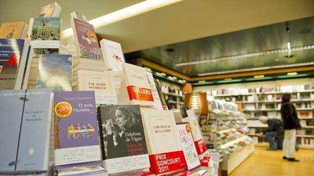 Der Bücherversand reagiert auf die Währungskrise.