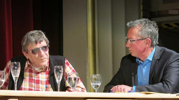 Geschichten von Polo Hofer - mit Gastgeber Peter Brandenberge