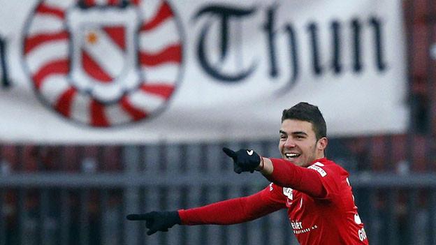 Der FC Thun ist auf dem Platz erfolgreich.