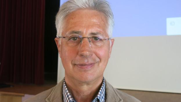 Paul Klaus, Präsident des Organisationskomitees, ist überwältigt: «Kein Quadratmeter ist mehr frei.»