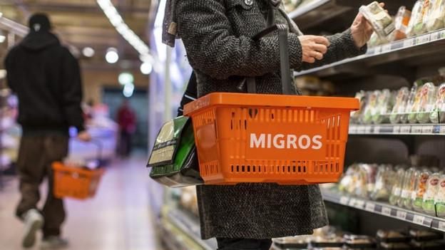 Rekordjahr für Migros Aare.