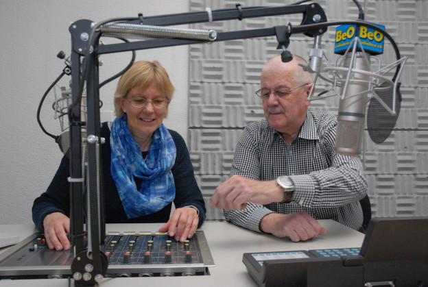 Das Radiohandwerk als neue Passion.