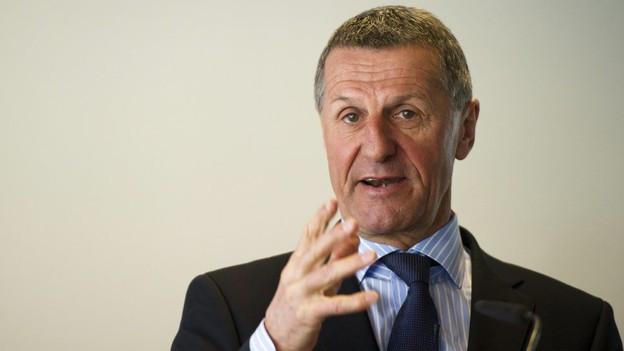 Auf Jürg Bucher als Präsident und auf die Dachstiftung wartet viel Arbeit.