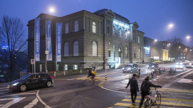 Cornelius Gurlitt hatte das Kunstmuseum Bern als Erben bestimmt.