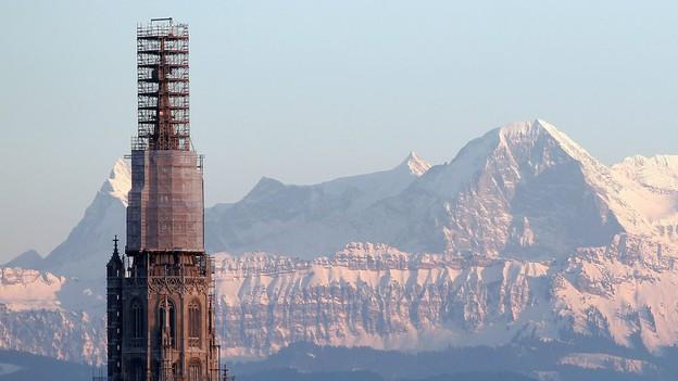 Baustelle Landeskirchen: In den nächsten Jahren soll die Beziehung zum Kanton Bern entflochten werden.